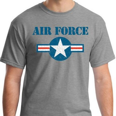 Фото футболки ВВС США Air Force Vintage Emblem Tee