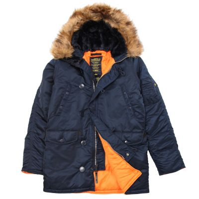 Фото Slim Fit N-3B Parka