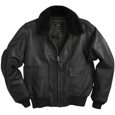 Фото куртки G-1 Leather Jacket