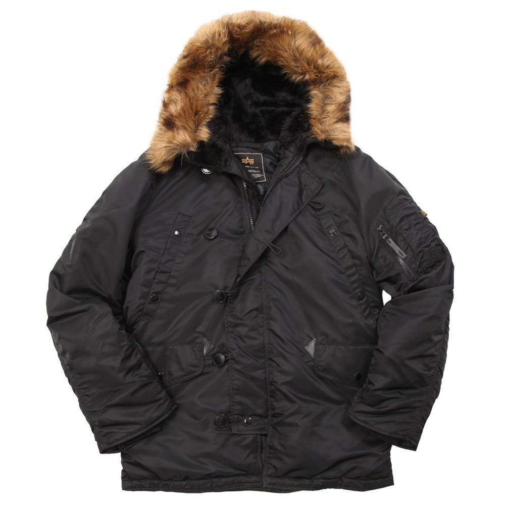 4efa9b4c728 Куртка Аляска N-3B купить - Куртки - Интернет магазин одежды Alpha ...