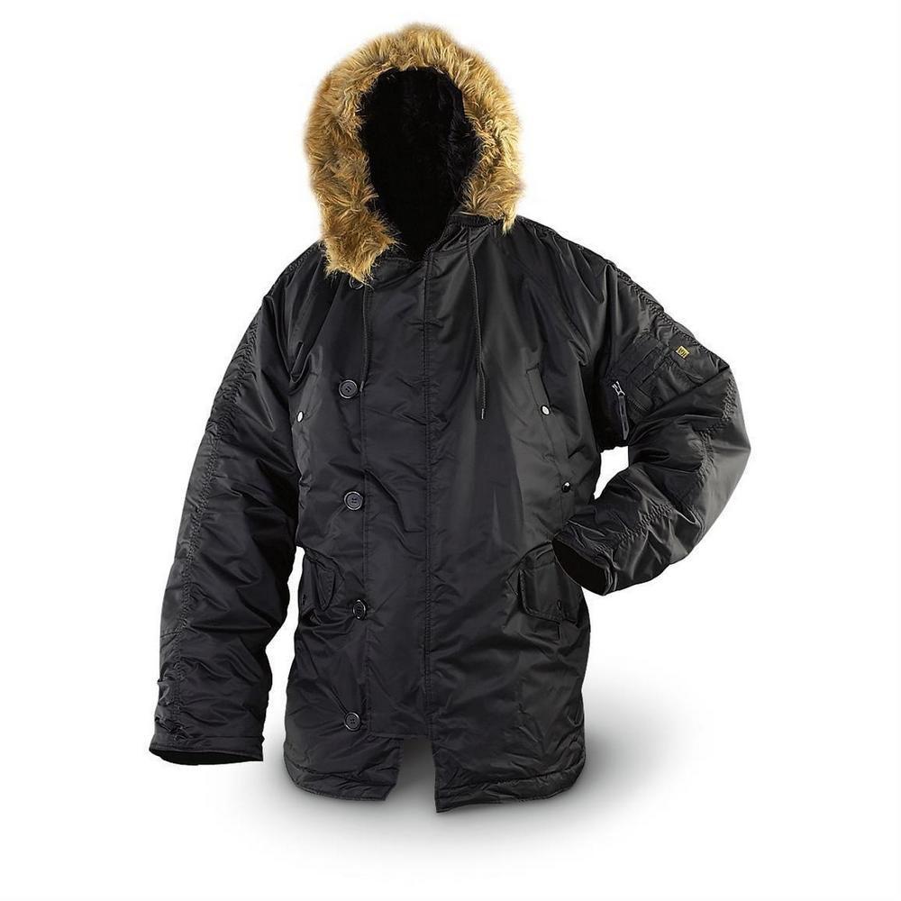 b0c39dae51b Купить куртку Аляска мужскую Knox Armory N-3B Snorkel Parka - Куртки ...