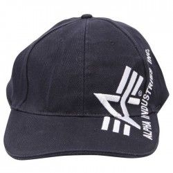 Бейсболка Big A Cross Cap