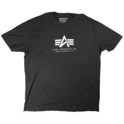 Футболка Alpha Industries Logo Tee