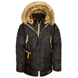 Куртка Аляска N-3B Inclement Parka