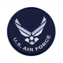Нашивка Air Force Patch 4""