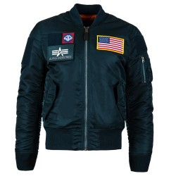 Летная куртка Alpha Industries MA-1 Flex Slim Flight Jacket