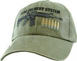 Бейсболка Lead Delivery System Cap