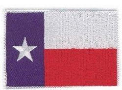 "НАШИВКА TEXAS FLAG PATCH (3"")"