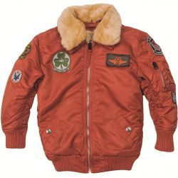 Куртка детская пилот Boys Maverick Jacket