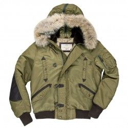 Короткая парка Cockpit USA N-2B Short Winter Parka