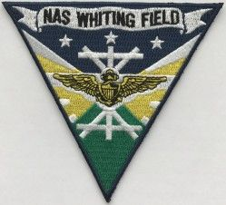 НАШИВКА NAS WHITING FIELD PATCH