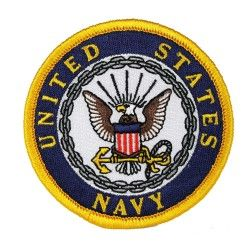 Нашивка United States Navy Seal Patch