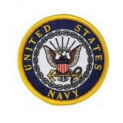 Нашивка United States Navy
