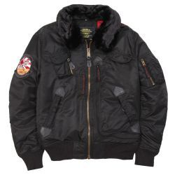 Куртка летная Alpha Industries Injector Flight Jacket