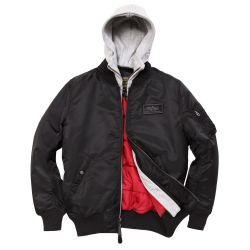 Куртка летная Alpha Industries MA-1 D-TEC Flight Jacket